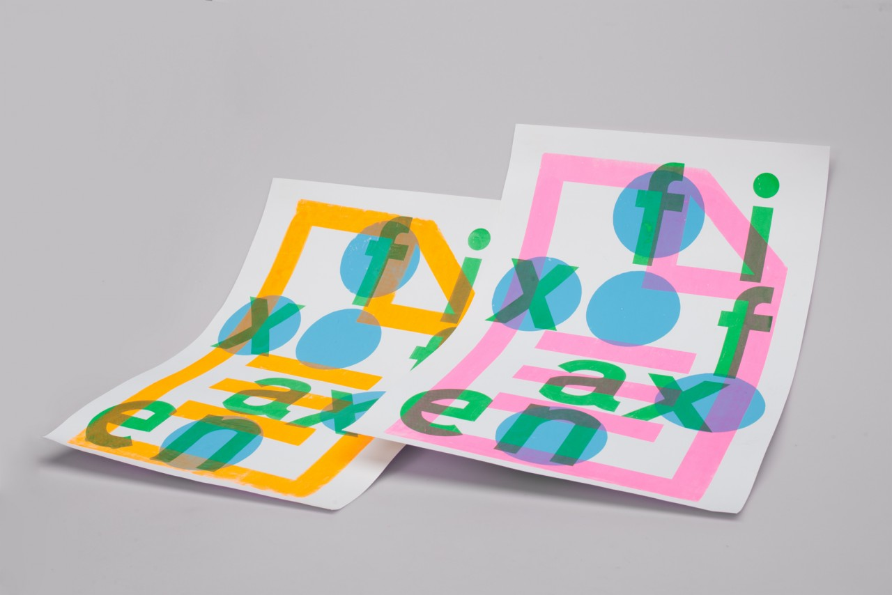 ALICA Siebdruckplakate